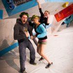 Christoph und Freddy gewinnen Bavarian Boulder Battle