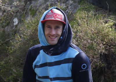 Trainer Christoph aus dem Athletenteam