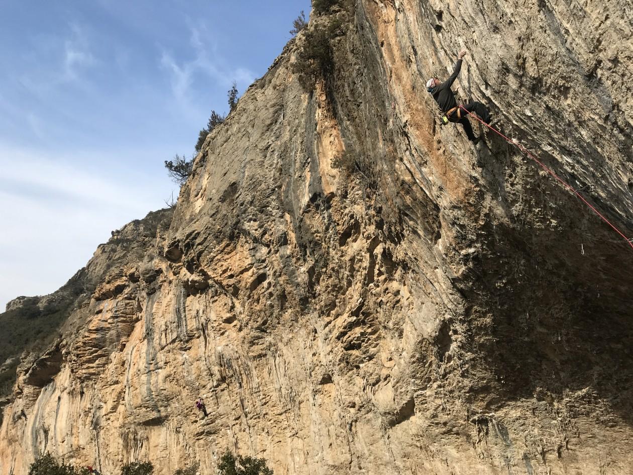 Boulderwelt Siurana Steffen Hilger