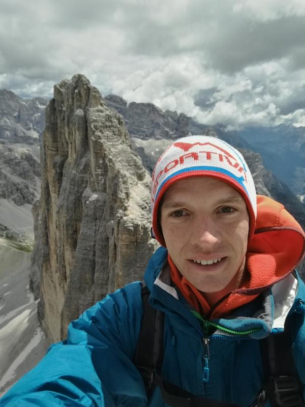 Steffen Hilger aus dem Boulderwelt Athletenteam erzählt von seiner Tour durch die drei Zinnen