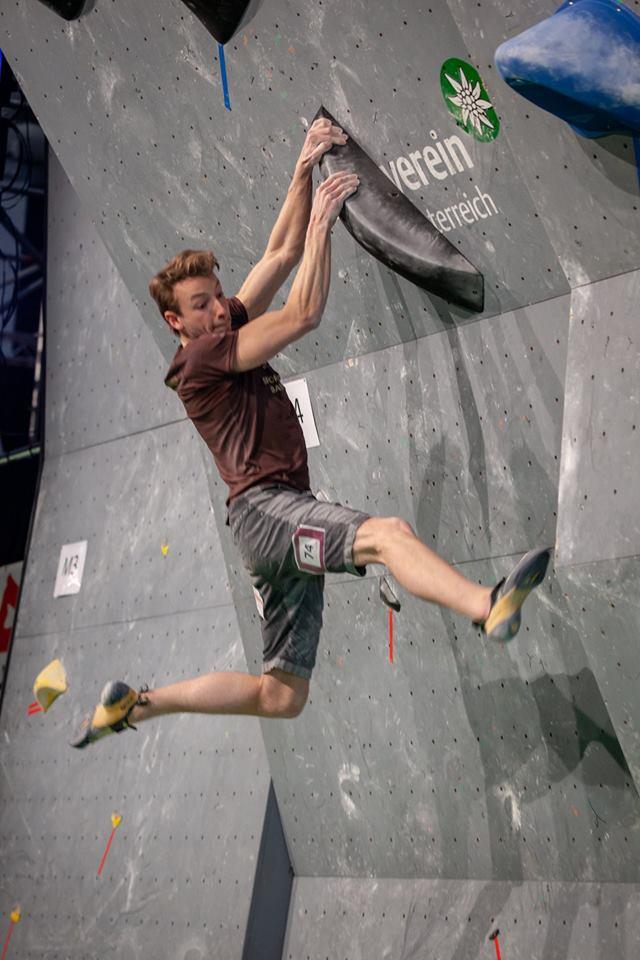 Boulderwelt Athlet Markus erzählt von der Süddeutschen Meisterschaft auf der FREE