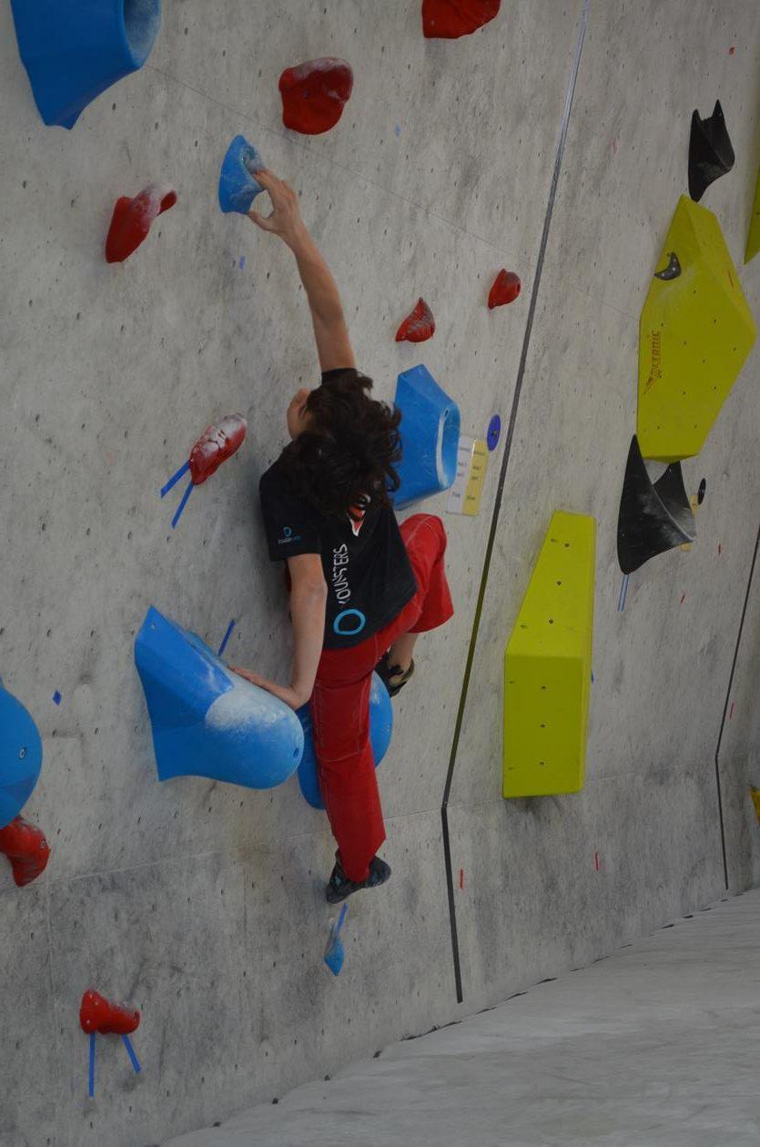 Boulderwelt Youngsters beim Kids Cup in Rosenheim